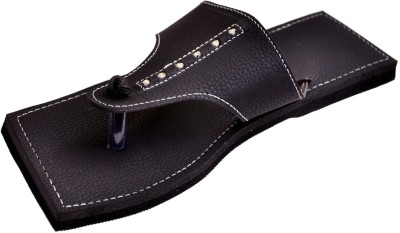 DayV Men Black Sandals