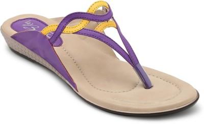 La Briza Women Purple Flats