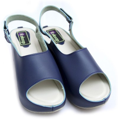 Relexop Girls Blue Sandals