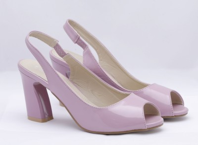 Touristor Affection Women Pink Heels