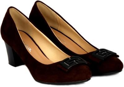 Touristor Alba Women Brown Heels