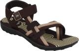 Oricum Footwear Men Brown Sandals