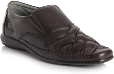 Delize Men Brown Sandals