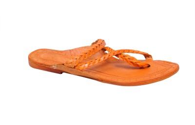 Le Noir Cuir Men Tan Sandals