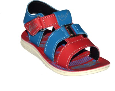 Skydo Boys Red Sandals