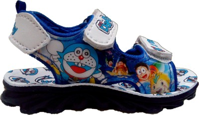 Windy Boys, Girls, Baby Girls, Baby Boys Blue Sandals