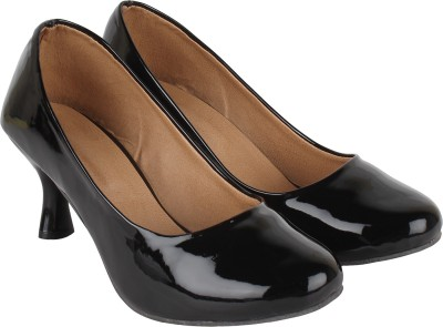 Authentic Vogue Women Black Heels