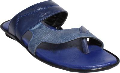 SSF Men Blue Sandals