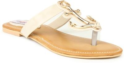 Stylistry Women Beige Flats