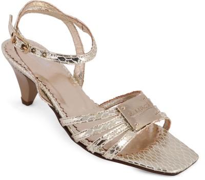 Ilian Fossa Women Beige Heels