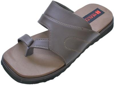 Health Line MCP Men Brown Sandals