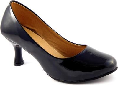 INDIANO Women Black Heels