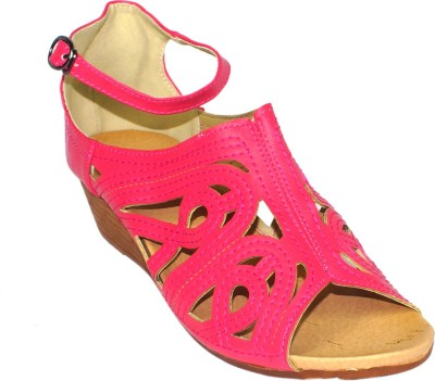 Maayas Women Pink Heels