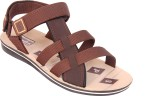 Opner Men Brown Sandals