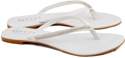 Zotti Beachwear Casuals Women White Flats