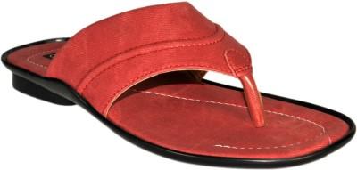 SSF Men Red Sandals