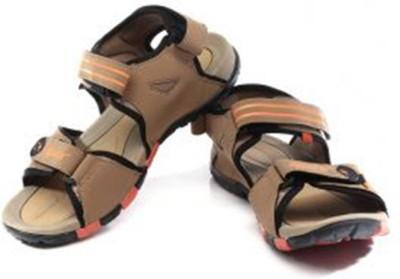 Sparx Boys Camel, Orange Sandals