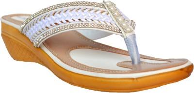 BUGGU Women White Heels