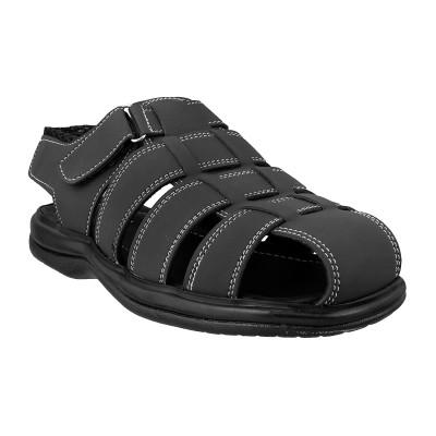 MSL Men Black Sandals
