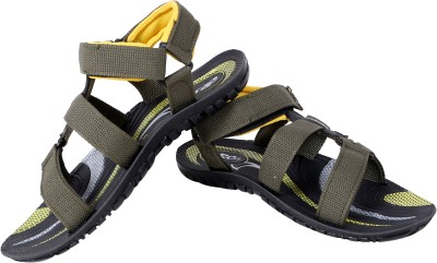 Arcil Men Olive Sandals