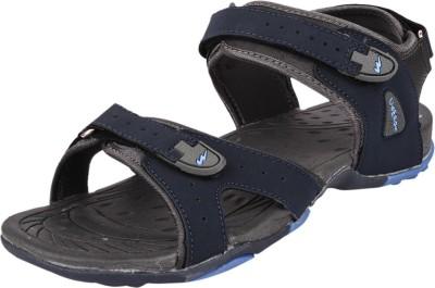 Campus Men, Boys Blue, Grey Sandals