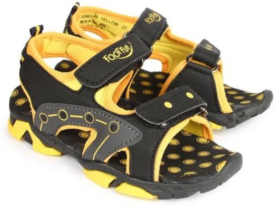 Liberty Baby Boys Yellow Sandals
