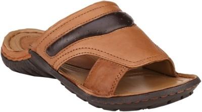 Delize Men Tan Sandals