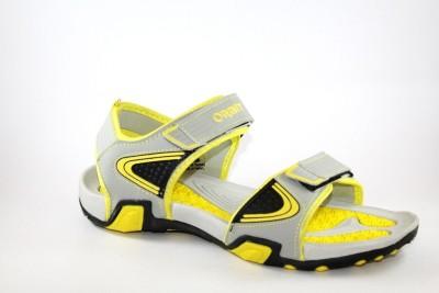 Orbit Men Yellow Sandals