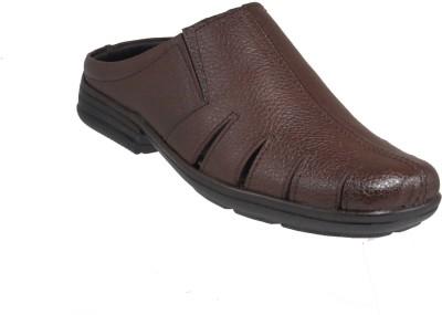 Elite Men Brown Sandals