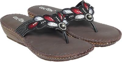 Cocoon Women Black Flats