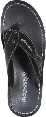 Ecosoft Sandal Men Black Sandals