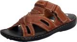 Eagle Comfort Men Tan Sandals