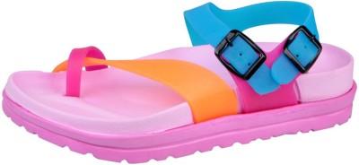 Lancer Women Pink Flats