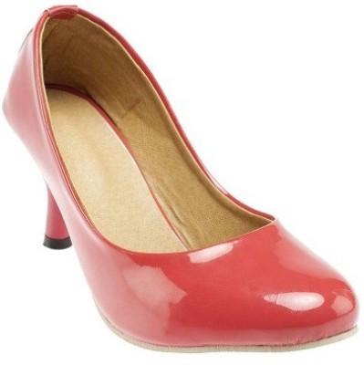 Nshell Women Pink Heels