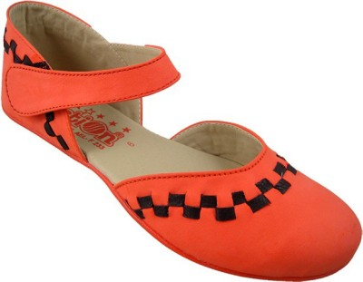 Action Women Red Flats