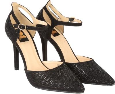 Gossip Women Black Heels