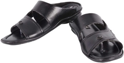 bluemountain Men Black Sandals