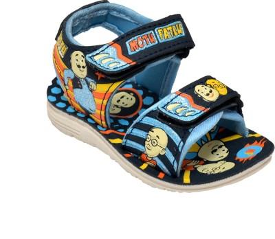 Steelwood Boys Blue Sandals