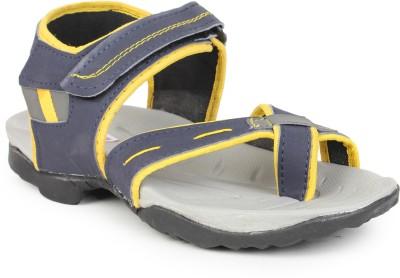 Do Bhai Men Blue Sandals