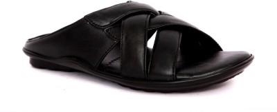 IShoes Men Black Sandals