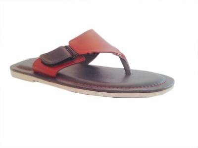 EGOSS Men Red Sandals