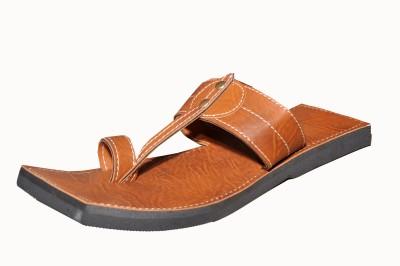 DayV Men Brown Sandals