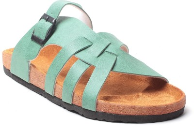 Juandavid Men Green Sandals