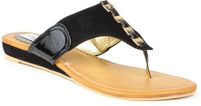 Stylistry PEDE1219BLW0FLAT2965 Women Black Flats