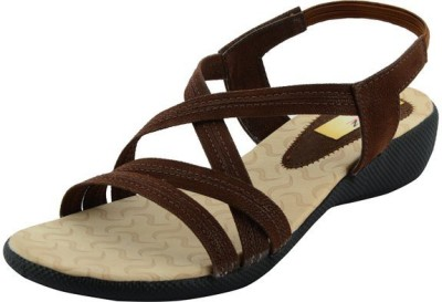 mgz Girls Brown Sandals