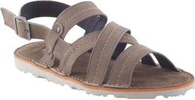 Tolentino Men Camel Sandals