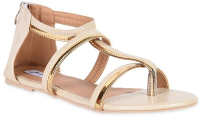 Hilly Toe Women White Sandals