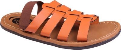 METMO Men Tan Sandals