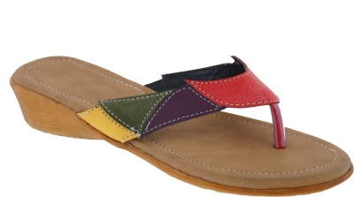 Strano Women Multicolor Wedges