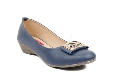 Credos Women Blue Wedges
